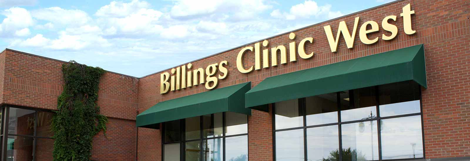 Billings Clinic West - SameDay Care, Pediatrics, Primary Care, Facial Plastic Surgery and Medical Spa, OB/GYN, Breast Health