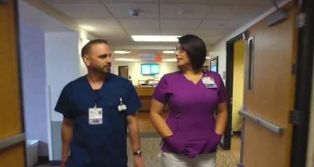 Billings Clinic Nursing Recruitment Video produced by Crytzer-England Group
