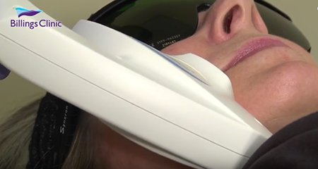 Billings Clinic Facial Plastic Surgery & Medial Spa - Laser Treatments