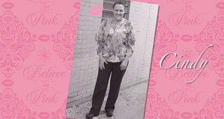 Billings Clinic Believe in Pink Event 2014 - Featured Breast Cancer Survivor Cindy