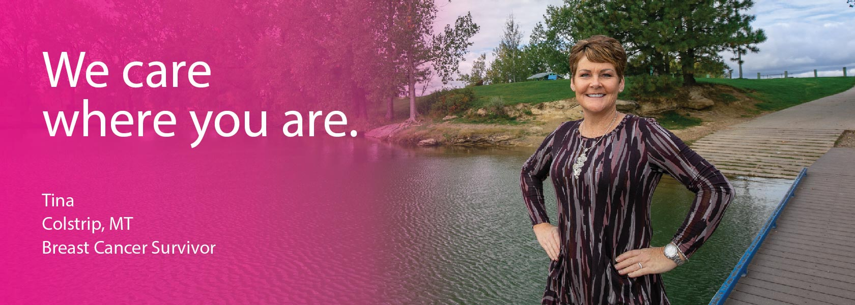 Breast Cancer Survivors - Tina