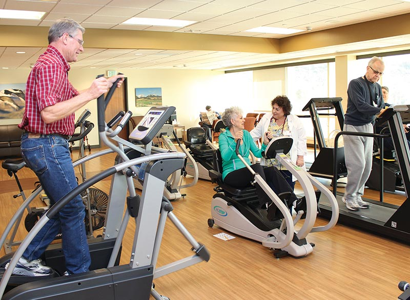 Billings Clinic Cardiac Rehab