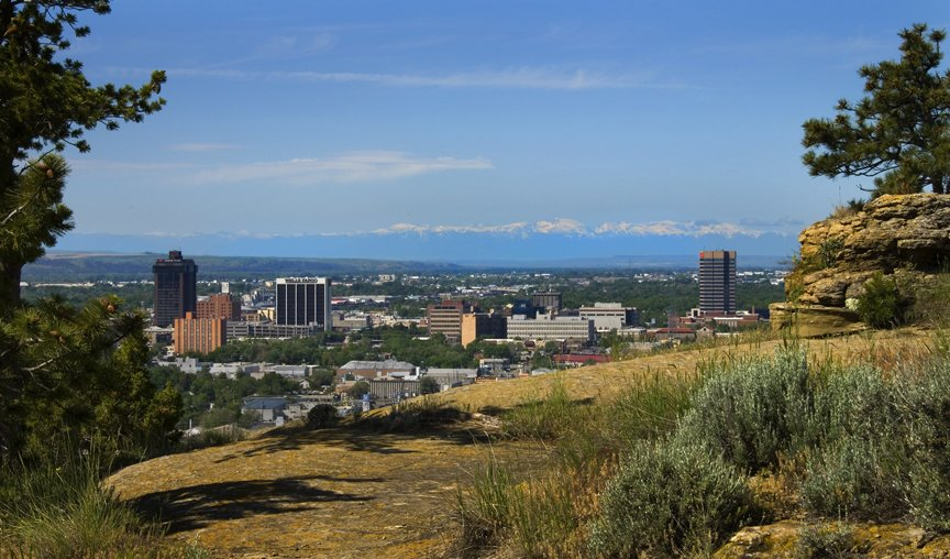 Billings and Beartooth Mountains