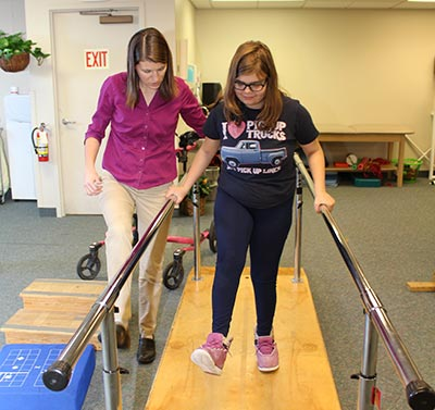 Billings Clinic Pediatric Physical Therapy