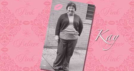 Billings Clinic Believe in Pink Event 2014 - Featured Breast Cancer Survivor Kay