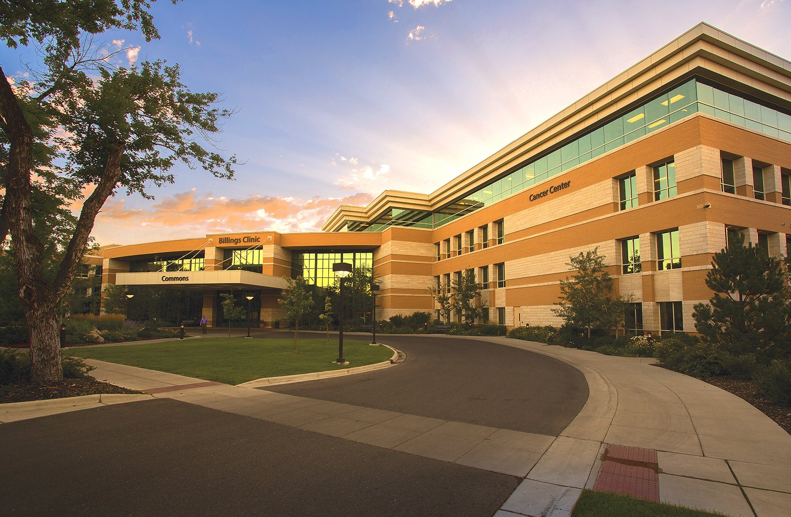 Billings Clinic Cancer Center