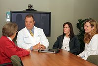 Dr. Gibb and Gyn-Onc Cancer Team