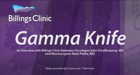 Gamma Knife Community Seven interview with the doctors