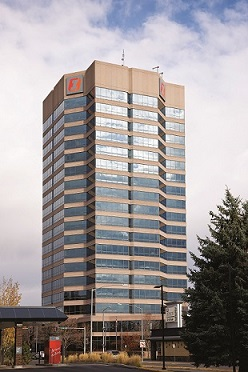 First Interstate Bank tower