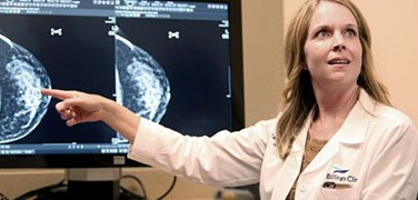 Training helps mammography techs improve imaging