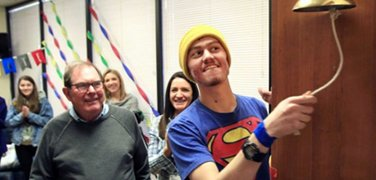 Billings teenager celebrates final chemo treatment