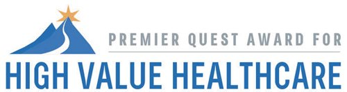 Premiere Quest Award for High Value Healthcare