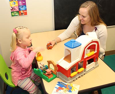 Billings Clinic Pediatric Occupational Therapy